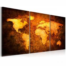 Obraz  Rusty continents