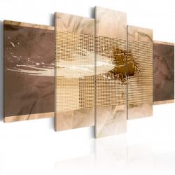 Obraz  Béžová textura