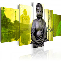 Obraz  Buddha II
