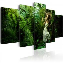 Obraz  Tajemský les