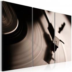 Obraz  Stylový gramofon