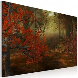 Obraz - Copse - triptych