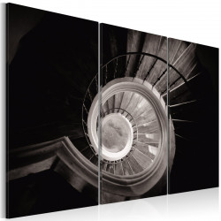 Obraz  Po schodech dolů