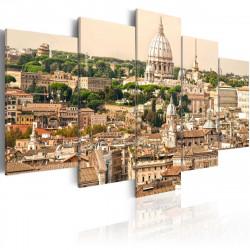 Obraz  Střechy Věčného města
