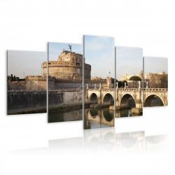 Obraz  Ranní Ponte SantAngelo