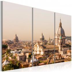 Obraz  Nad střechami Věčného města