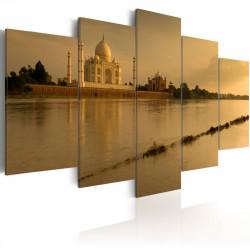 Obraz  Legendární Tádž Mahal