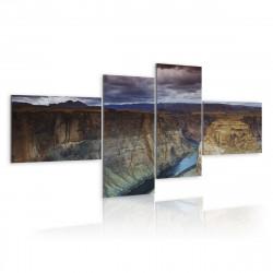 Obraz  Marble canyon