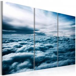 Obraz  Husté mraky