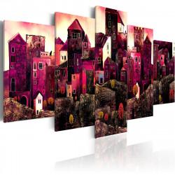 Obraz  Město snů