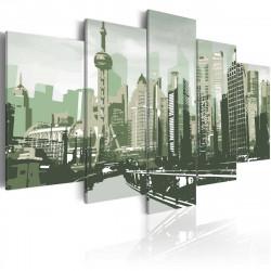 Obraz  Šanghaj, Čína