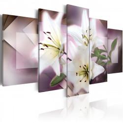 Obraz  Snění a lilie