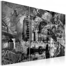 Obraz  The essence of London  triptych